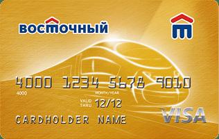 банки восточный кредитная карта hd